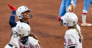 what-they-said-about-arizona-softball's-comeback-win-over-ole-miss-and-advancing-to-super-regionals-–-arizona-desert-swarm
