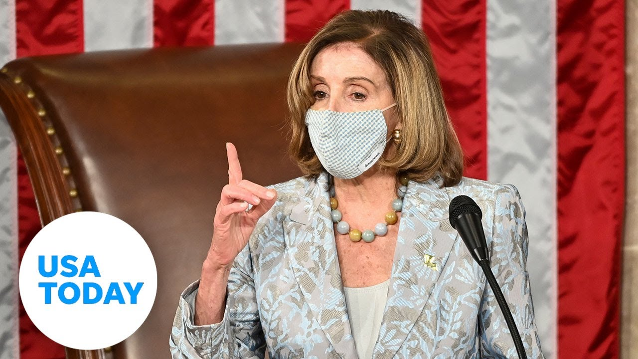 Nancy Pelosi voted House Speaker by the 117th Congress   USA TODAY