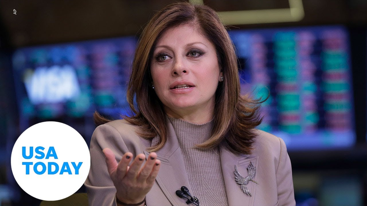 Fox News' Maria Bartiromo faces backlash for 'softball' interview with President Trump   USA TODAY
