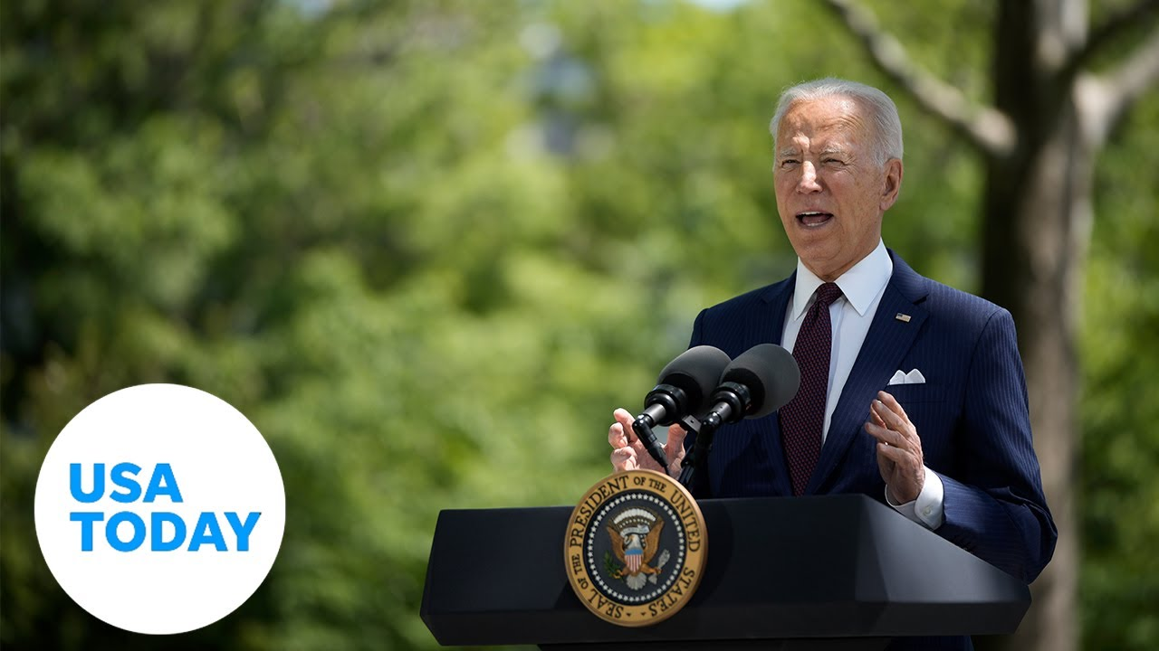 President Joe Biden delivers remarks on Israel, Hamas cease-fire | USA TODAY